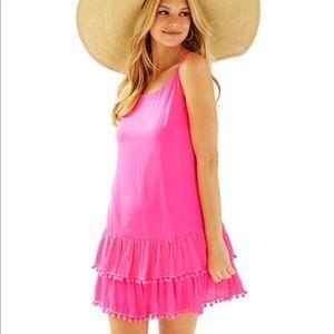 NWT Lilly Natasha Scoop Neck Tank Dress - S